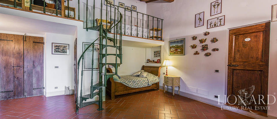 Wonderful property in the province of Florence Image 24
