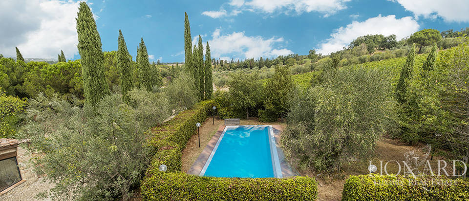 Wonderful property in the province of Florence Image 4