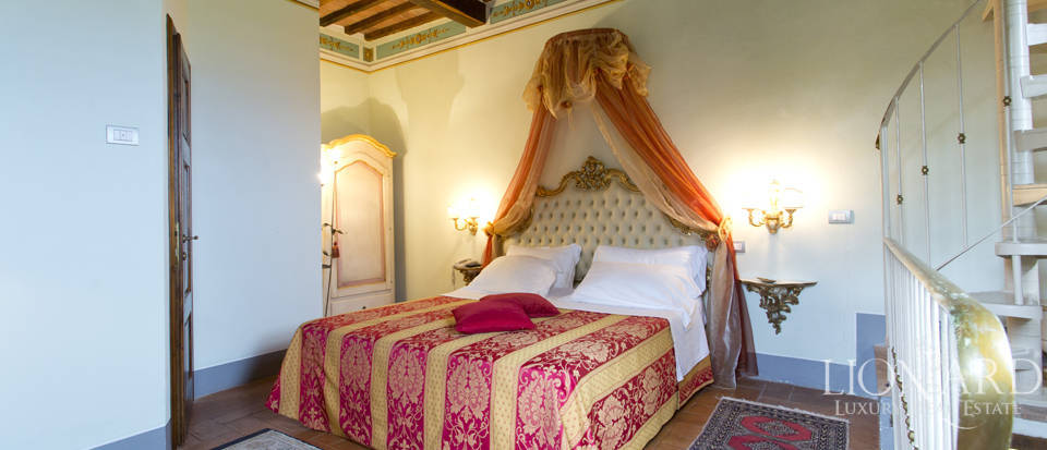 Prestigious spa hotel in Umbrian castle for sale Image 62
