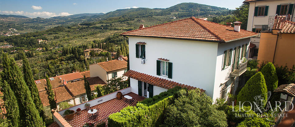 Wonderful villa for sale in Fiesole Image 6
