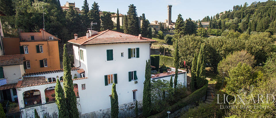 Wonderful villa for sale in Fiesole Image 1