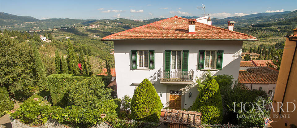 Wonderful villa for sale in Fiesole Image 13