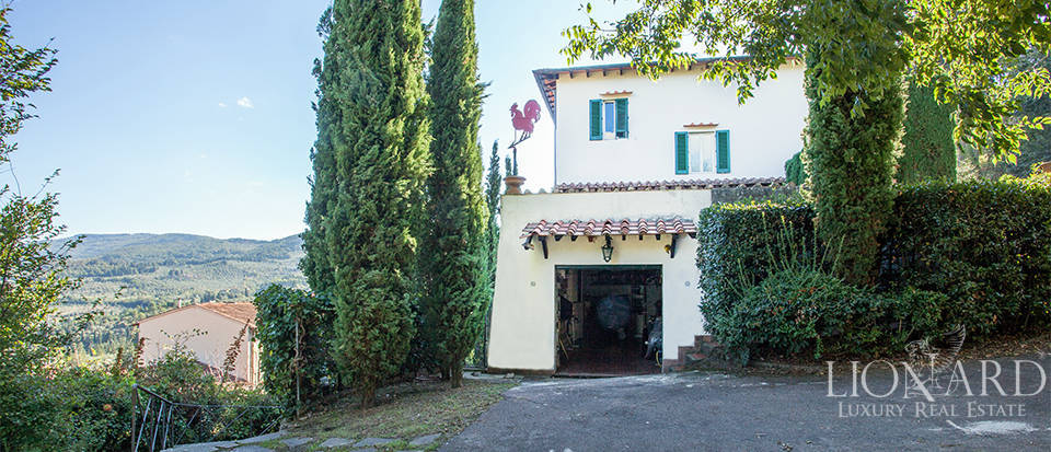 Wonderful villa for sale in Fiesole Image 37