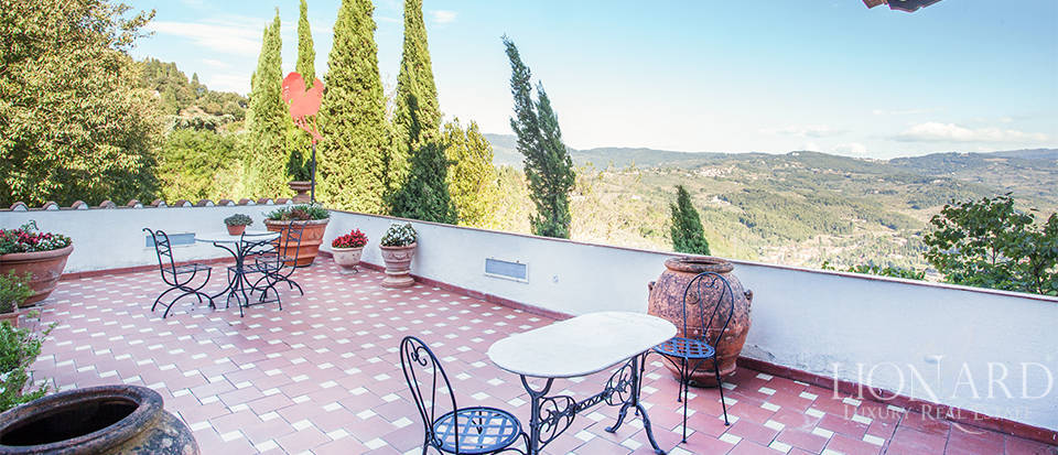 Wonderful villa for sale in Fiesole Image 20