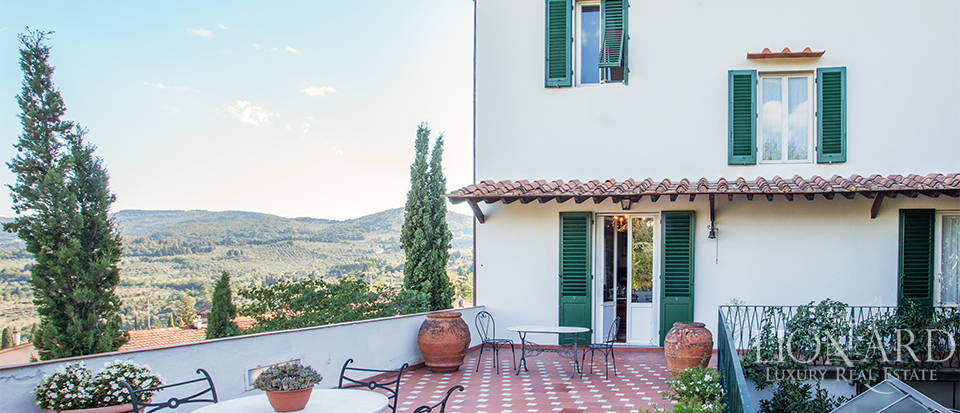 Wonderful villa for sale in Fiesole Image 18