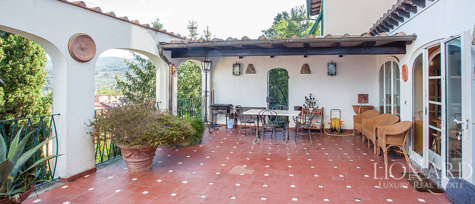 Wonderful villa for sale in Fiesole Image 16