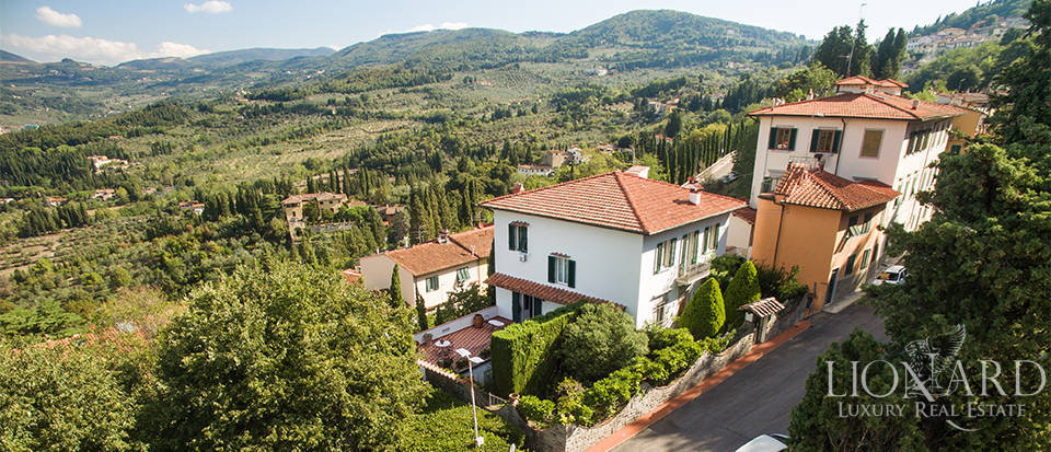 Wonderful villa for sale in Fiesole Image 7