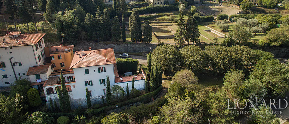 Wonderful villa for sale in Fiesole Image 9
