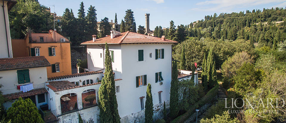 Wonderful villa for sale in Fiesole Image 12