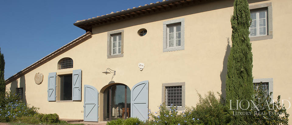 Lovely farmhouse for sale in Pisa Image 14