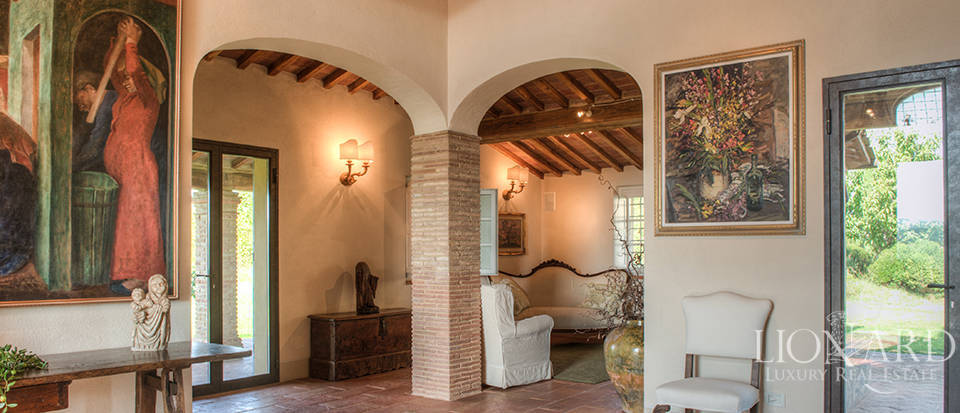 Lovely farmhouse for sale in Pisa Image 21