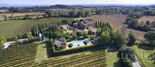 country resort til salgs i montepulciano