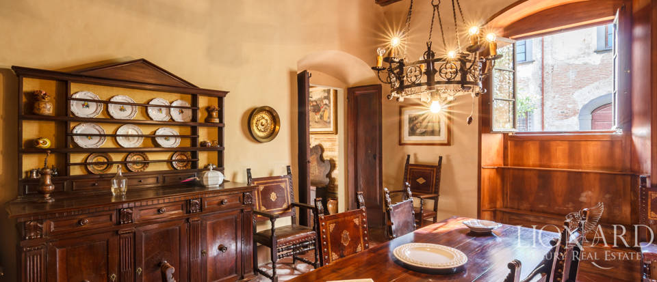 Lovely luxury property with vineyards for sale in Pisa Image 26
