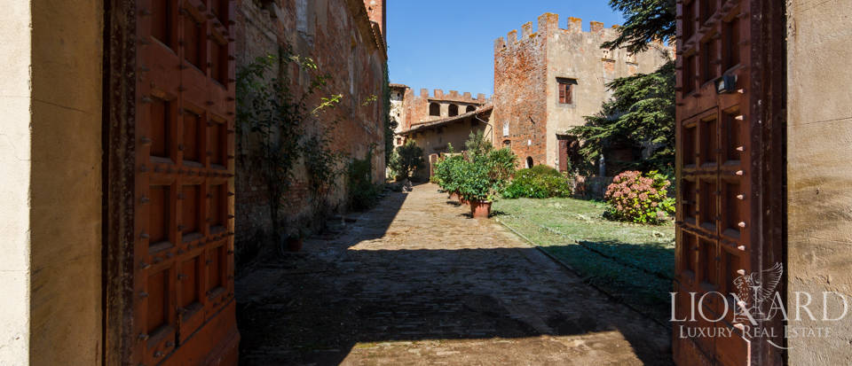 Lovely luxury property with vineyards for sale in Pisa Image 10