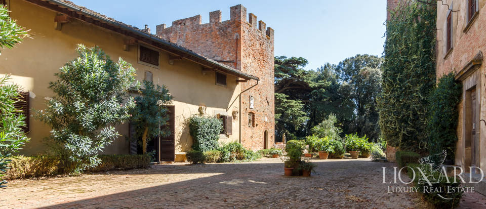 Lovely luxury property with vineyards for sale in Pisa Image 7