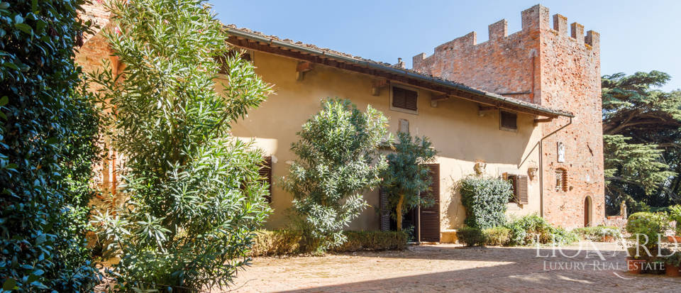 Lovely luxury property with vineyards for sale in Pisa Image 6