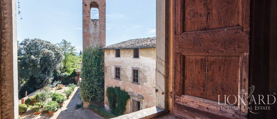 Lovely luxury property with vineyards for sale in Pisa Image 15