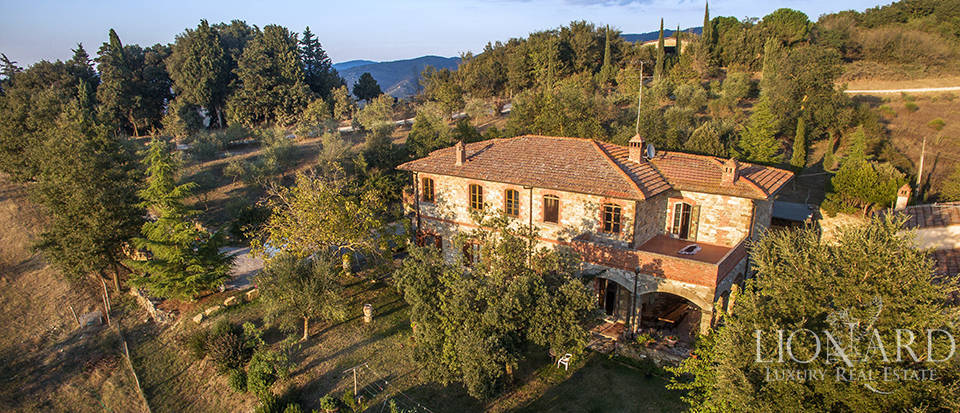 resort for sale on chianti s hills