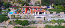 lovely villa with swimming pool on liguria s sea