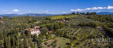 historic estate for sale in the chianti area