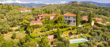 ancient luxury estate for sale in lucca