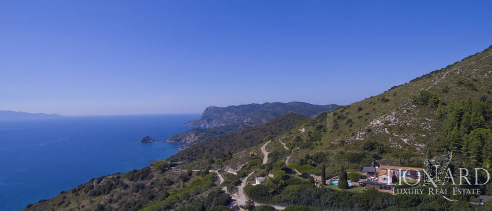 luxury villa for sale on mount argentario