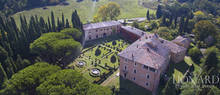 rural tourism estate for sale in siena