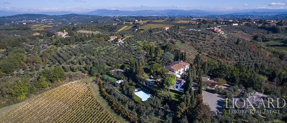 Villa for sale near Florence Image 8