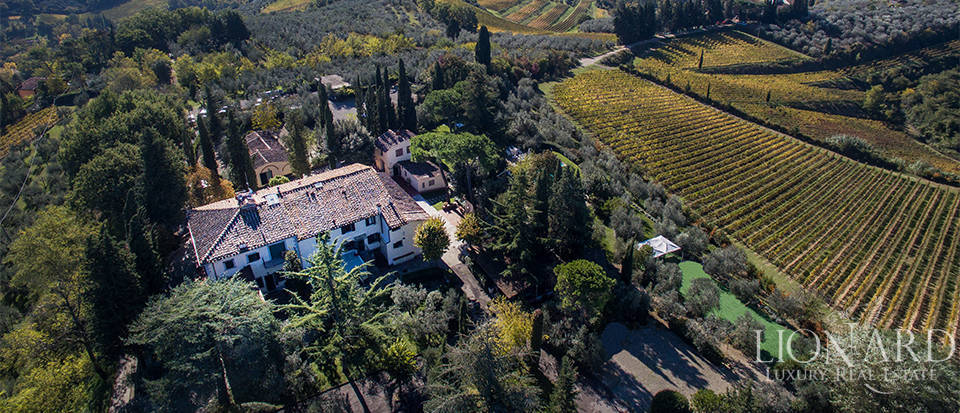 Villa for sale near Florence Image 9