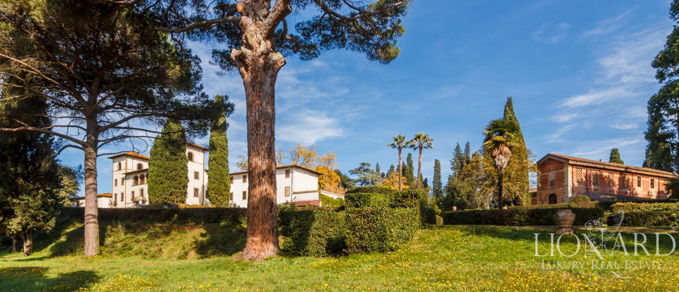Luxury villa near Florence Image 19