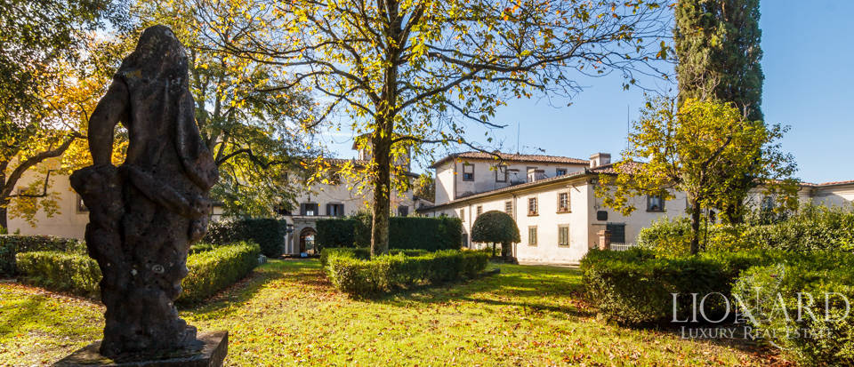 Luxury villa near Florence Image 47