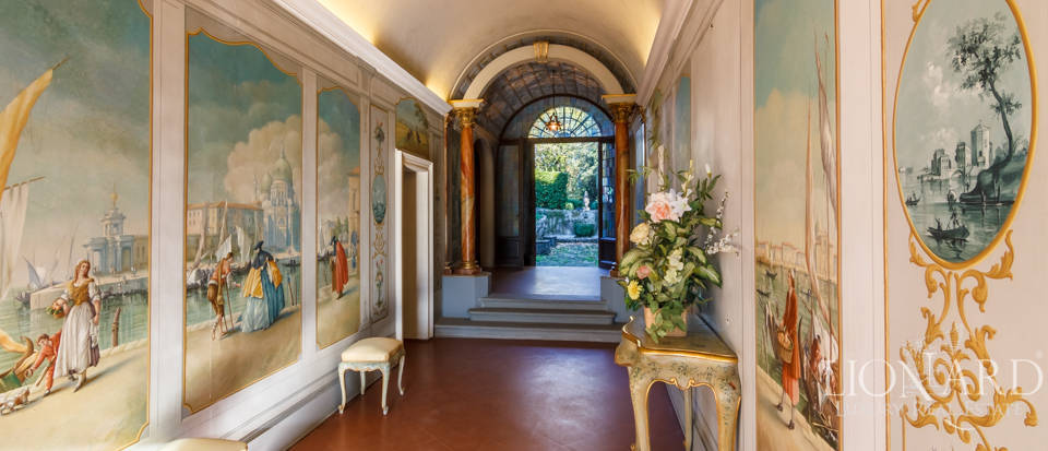 Luxury villa near Florence Image 62