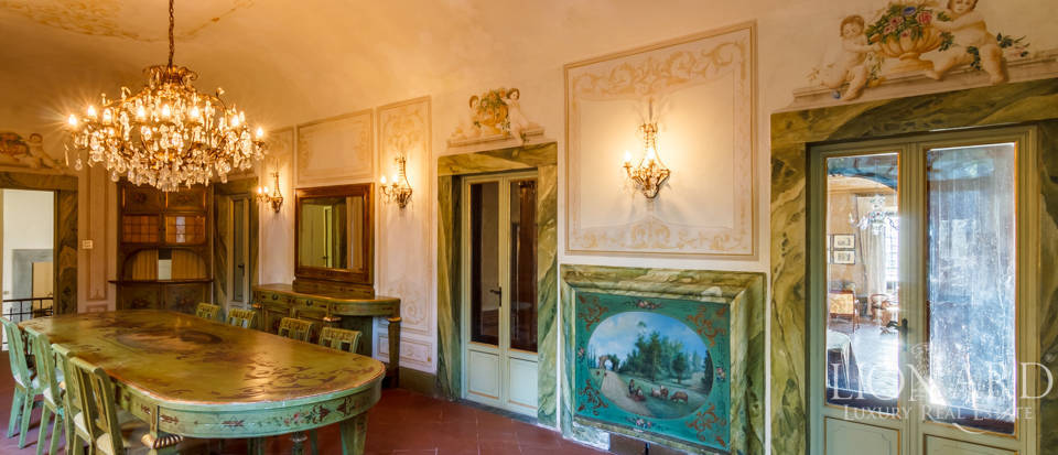 Luxury villa near Florence Image 56