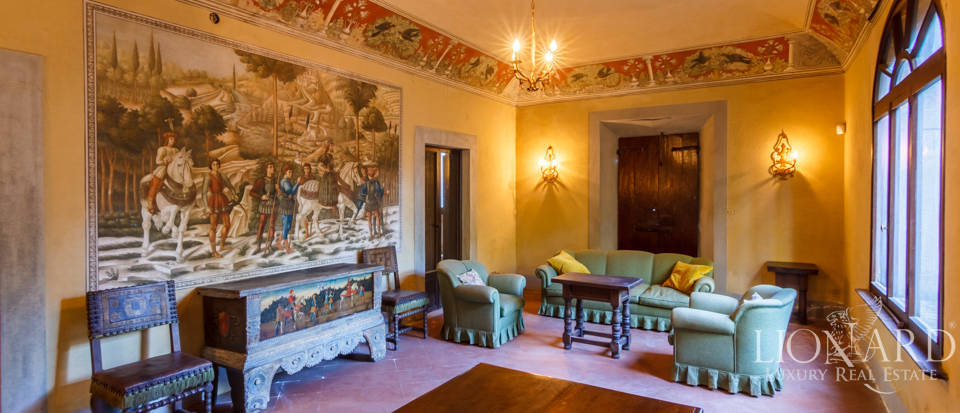 Luxury villa near Florence Image 59