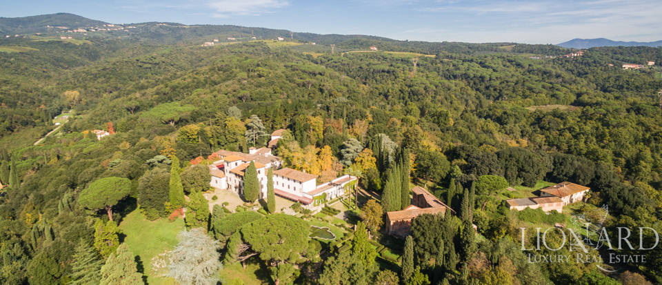 Luxury villa near Florence Image 13