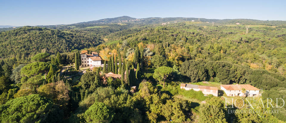 Luxury villa near Florence Image 15