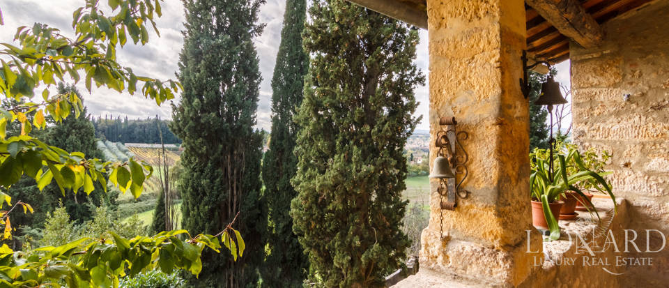 Luxury agritourism estate for sale in Siena Image 11