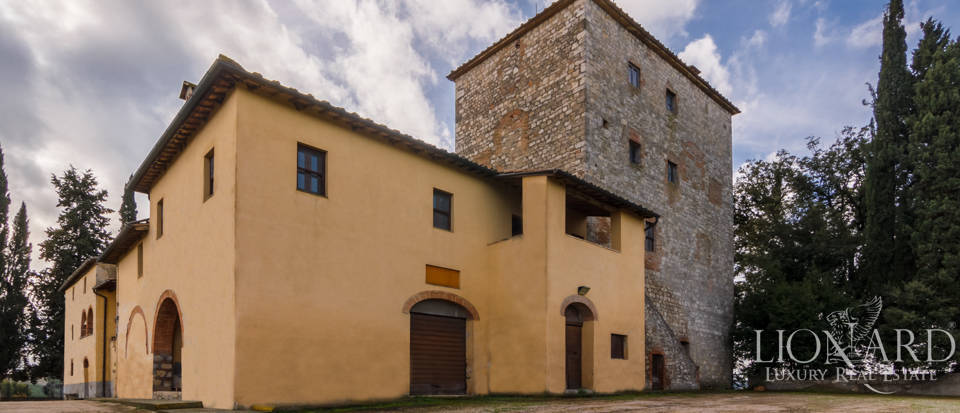 Luxury agritourism estate for sale in Siena Image 13