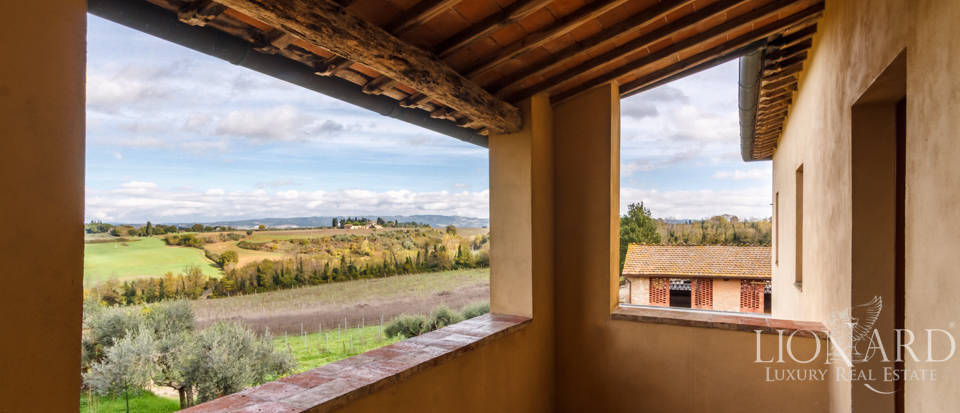 Luxury agritourism estate for sale in Siena Image 15