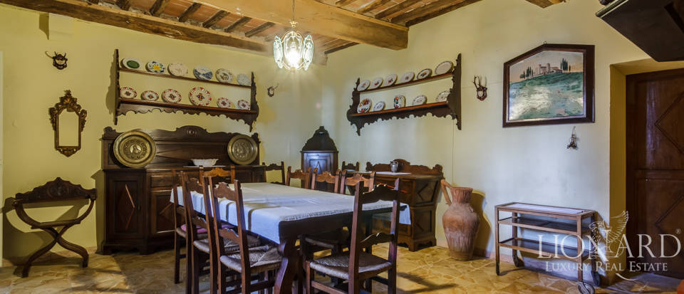 Luxury agritourism estate for sale in Siena Image 25