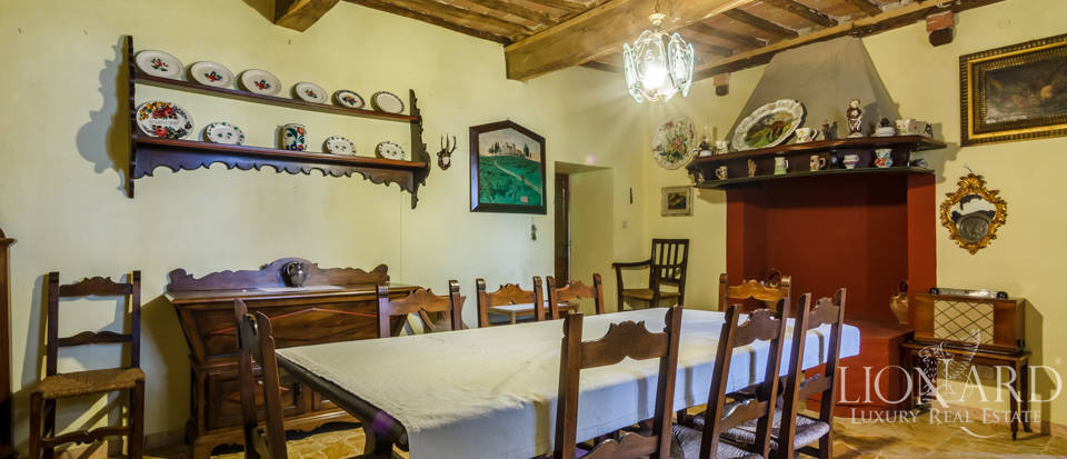 Luxury agritourism estate for sale in Siena Image 26