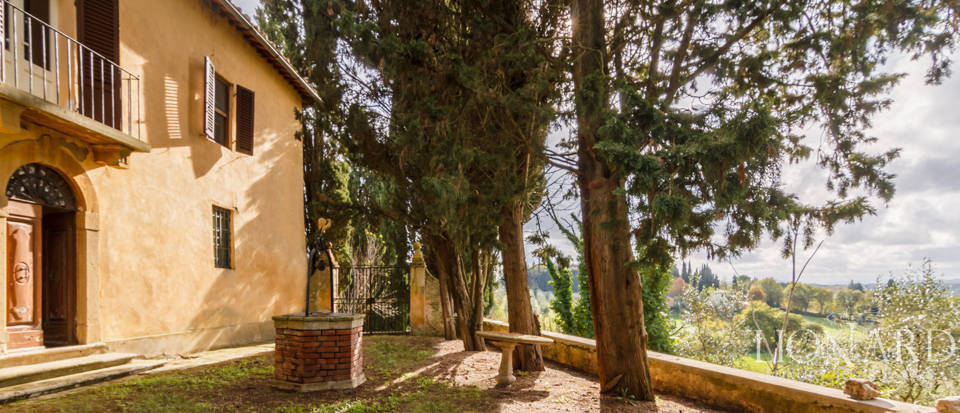 Luxury agritourism estate for sale in Siena Image 17