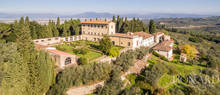 stunning 15th century villa for sale in florence