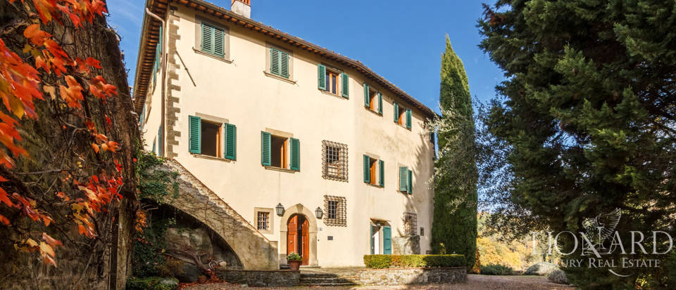 Dream home in the province of Florence Image 1