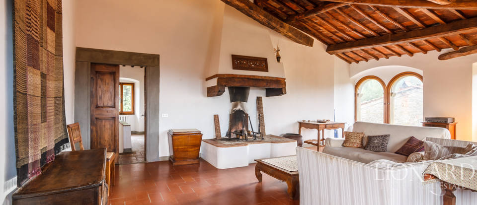 Dream home in the province of Florence Image 16