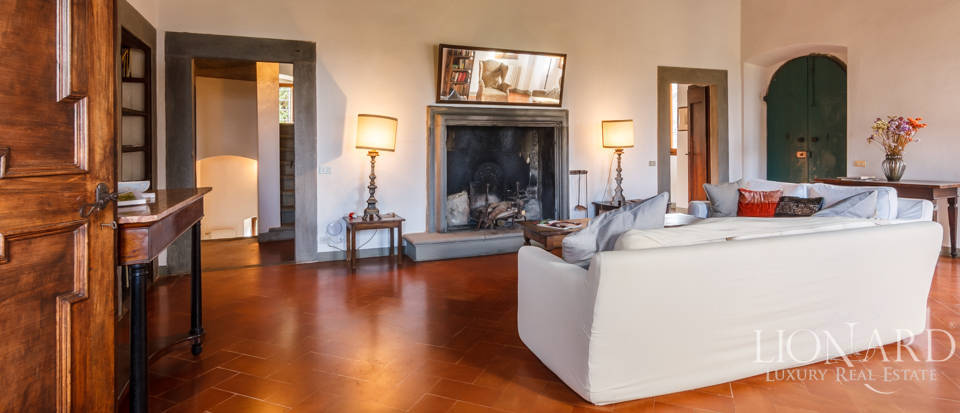 Dream home in the province of Florence Image 22