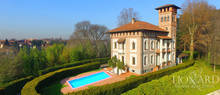 stunning luxury estate for sale in brianza