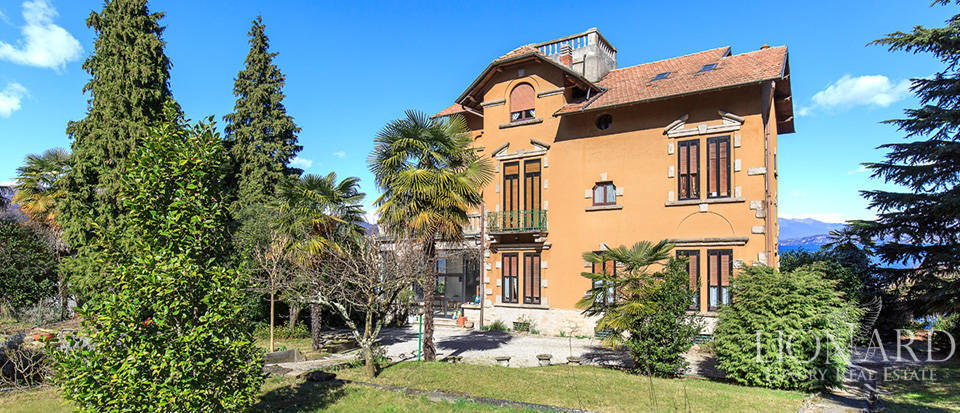 Villa for sale by Lake Maggiore Image 10
