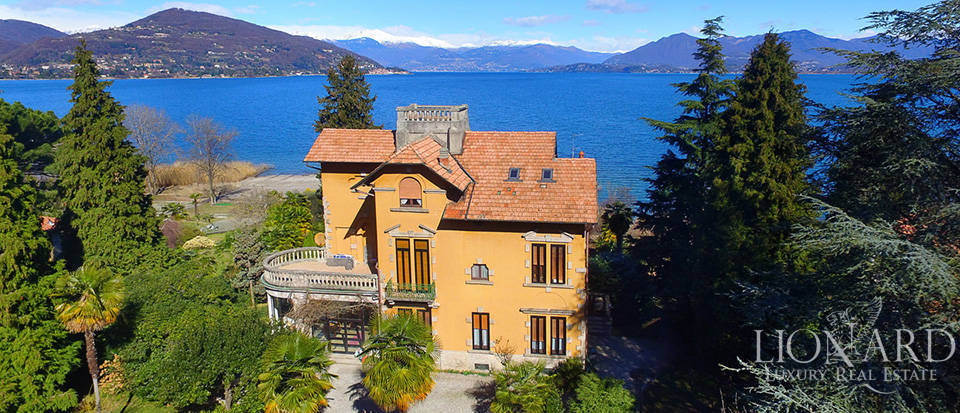 Villa for sale by Lake Maggiore Image 33