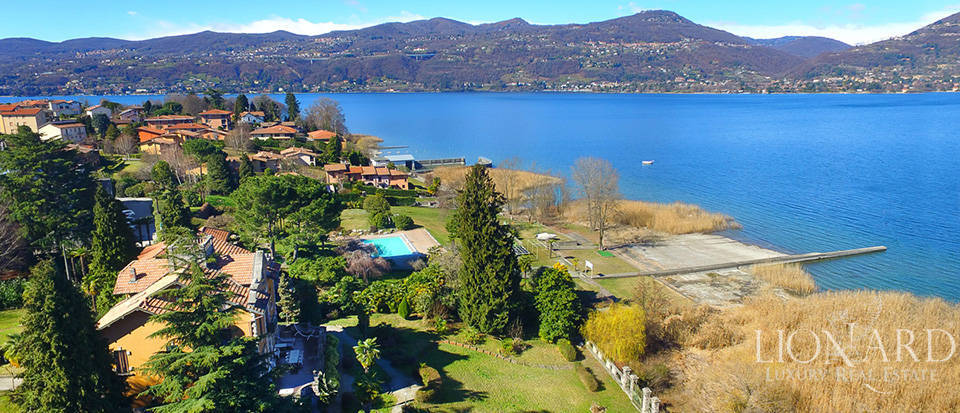 Villa for sale by Lake Maggiore Image 34